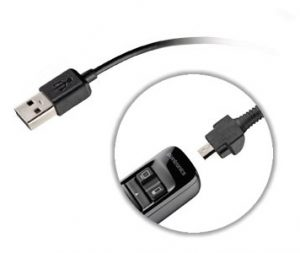 Micro USB-ladekabel til Blackwire 710 og 720